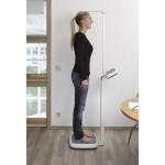 Cantar medical profesional de podea KERN MPE cu taliometru si functie BMI